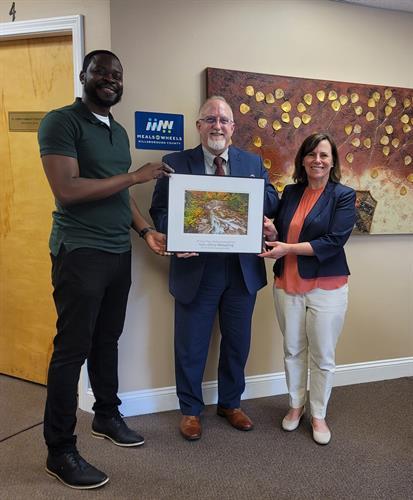 Community Impact Award Recipient 2021