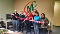 Ribbon Cutting December 2015