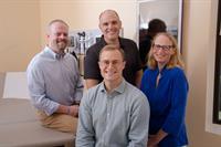 Doctors Rosenbaum, Fitgerald and Bennett welcome Dr. Steve Hilton to the Bedford office