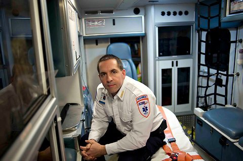 Co-Owner and CEO Michael Woronka, Paramedic