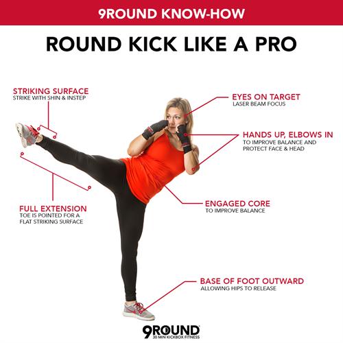 Kick Like a Pro