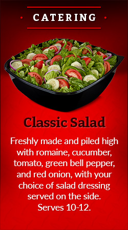 Salad for all!
