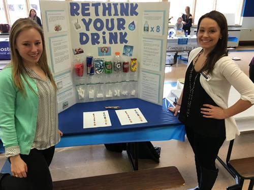 Rethink Your Drink for schools