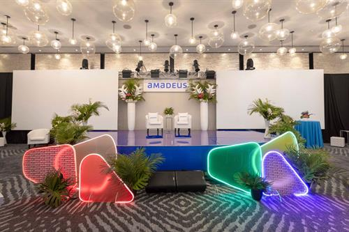 Corporate Conference Stage Design