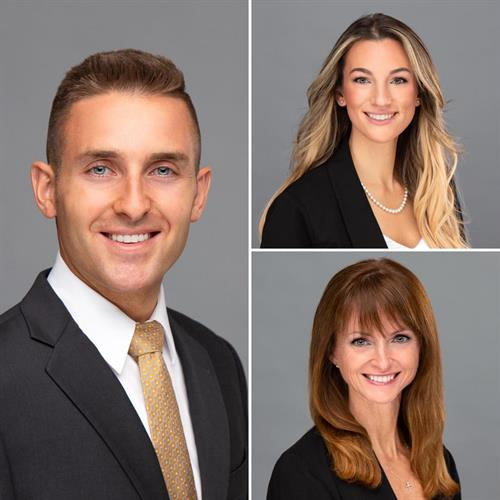 Gray Property Group Team, Nick Gray, Caitlin Collins, Miranda Vinson