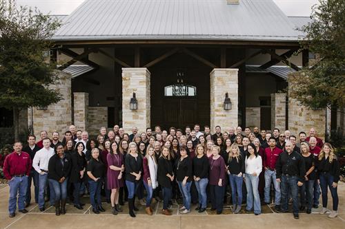 Caldwell Companies Team Photo