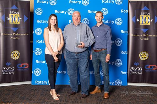 Brazos Valley Rotary Top 10 2019