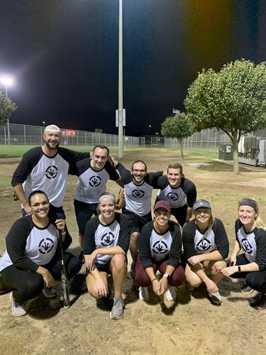 Fall Softball 2019