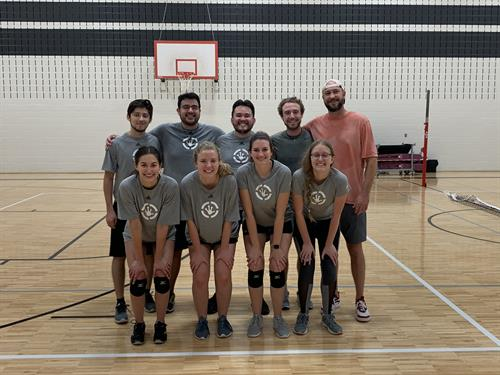 Fall Volleyball 2019