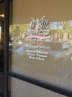 We're open for business.  Come see us for all your mastectomy and compression needs!