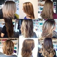 Recent balayage by Laina