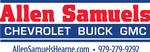 Allen Samuels Chevrolet Buick GMC