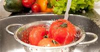 Wash and prep your food with the healthiest water in Bryan - College Station