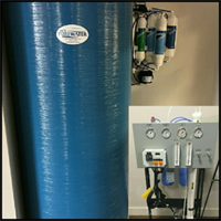Restaurant, Whole House and Industrial High Output Reverse Osmosis Systems