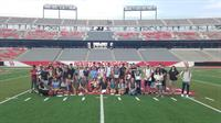 University of Houston Class - Field Trip TDECU Stadium