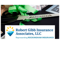 Ribbon Cutting - Robert Gibb Insurance Assoc | Rockingham Insurance