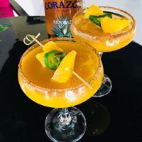 Delicious craft cocktails