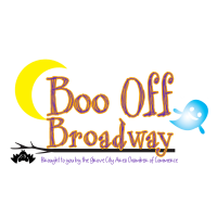 Boo Off Broadway  Merchant  Window Decorating Contest