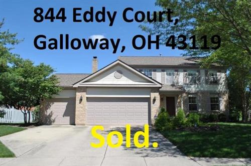SOLD in Galloway!