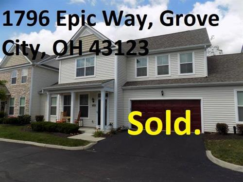 1796 Epic Way SOLD!
