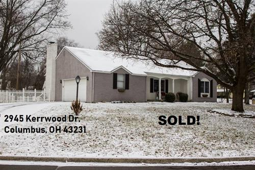 Large ranch in Columbus SOLD!!