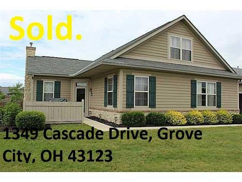 Sold in Grove City!