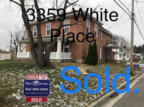 SOLD in Grove City Historical District!