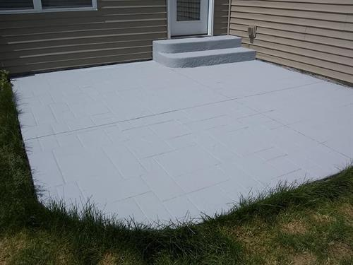 Need your porch painted? We do that as well.