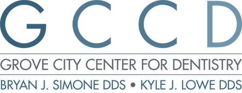 The Grove City Center for Dentistry Logo