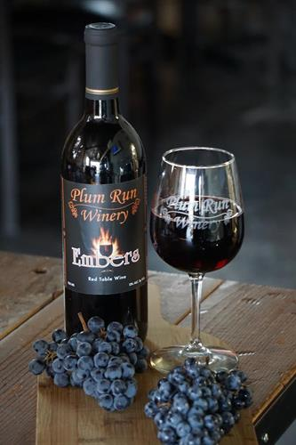One of our many featured red wines