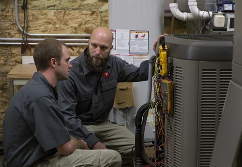 Roth HVAC training