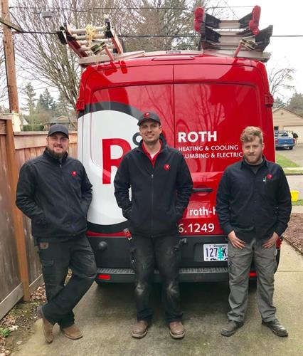 One of our awesome install crews!