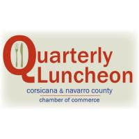 2020 February Quarterly Luncheon presented by Will Thompson