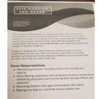 Epic Nursing & Rehab