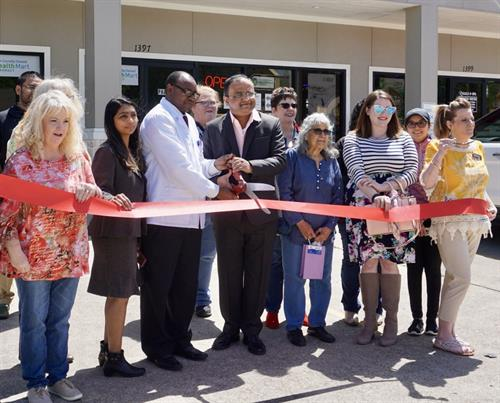 The Grand Opening of Apollo Pharmacy