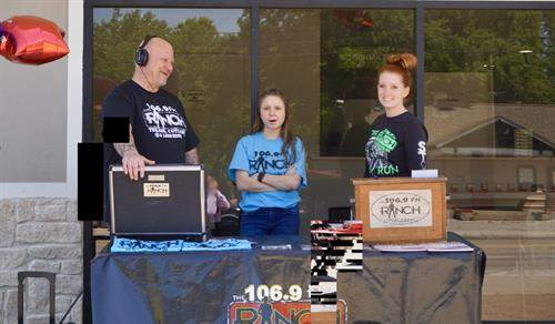 106.9 FM The ranch
