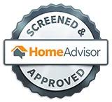 Home Advisor Approved!