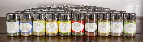 Fresh Seasonings, Preservative, Gluten, Sugar Free