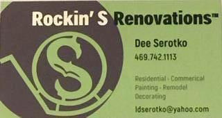 Rockin S Renovations