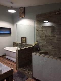 Custom Bathroom Addition