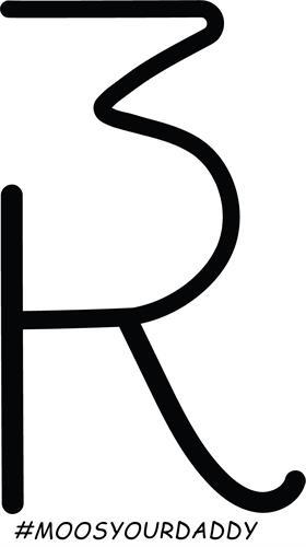 3R Cattle Company Brand Logo