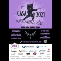 CASA 2021 Superhero Run