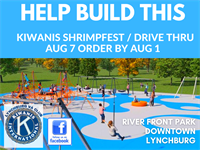 Kiwanis Club Raising Funds to Build a Downtown Playground