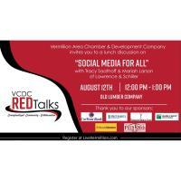 RED Talks - Social Media for All