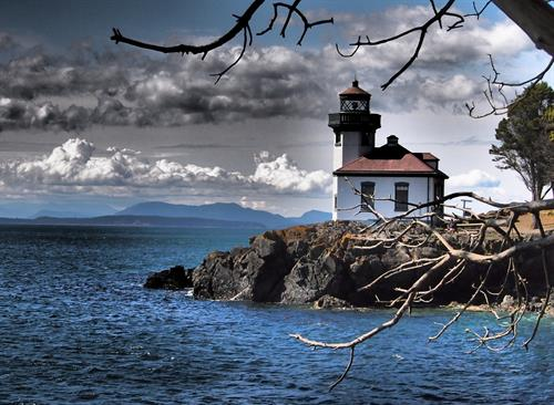 Limekiln Lighthouse, Tim Thompson