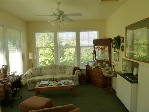 sunroom to relax in