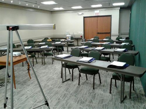 Oak Harbor Room (540 sq ft)