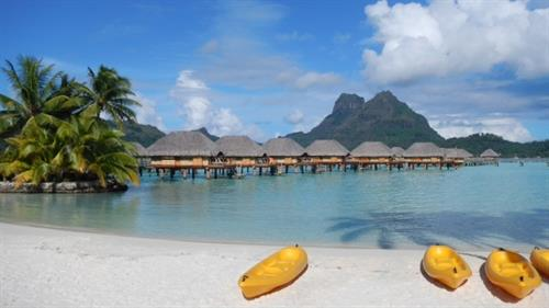 Bucket List trip to Bora Bora