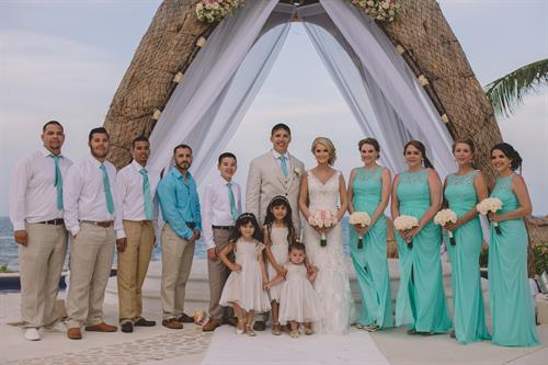 Beautiful Destination Wedding