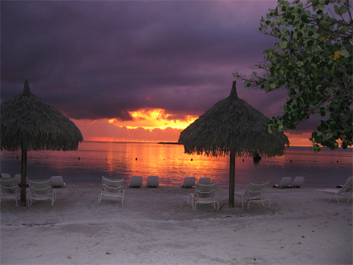 Relaxing Fiji